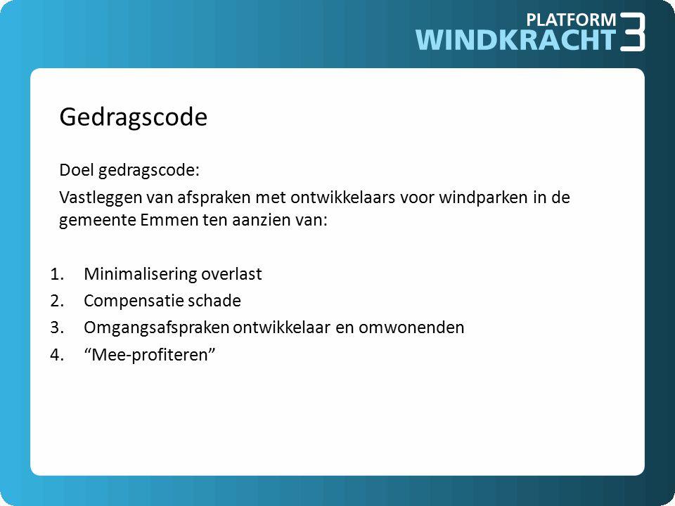Achtergronden Bestaat uit 10 pijlers Pijler 2 6000 MW wind op land Gefinancierd met ODE -> SDE+Participatie samenleving?