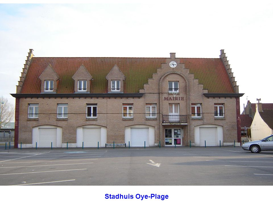 Stadhuis Grand-Fort-Philippe