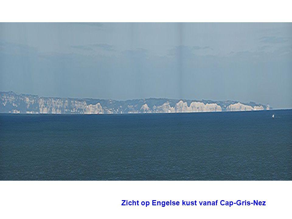 De kust van Wissant