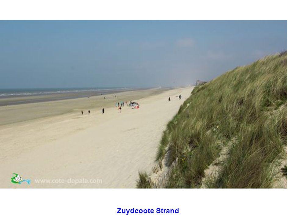 Audresselles dorp en strand