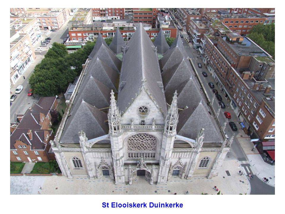 Belfort & Toren De Leughenaer Duinkerke