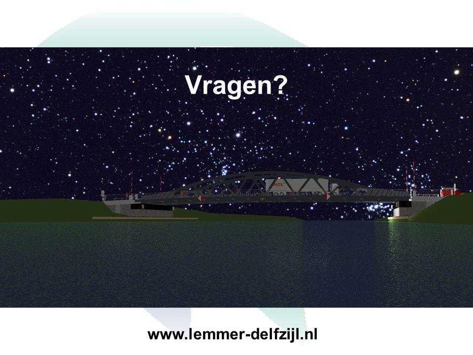 Vragen? www.lemmer-delfzijl.nl