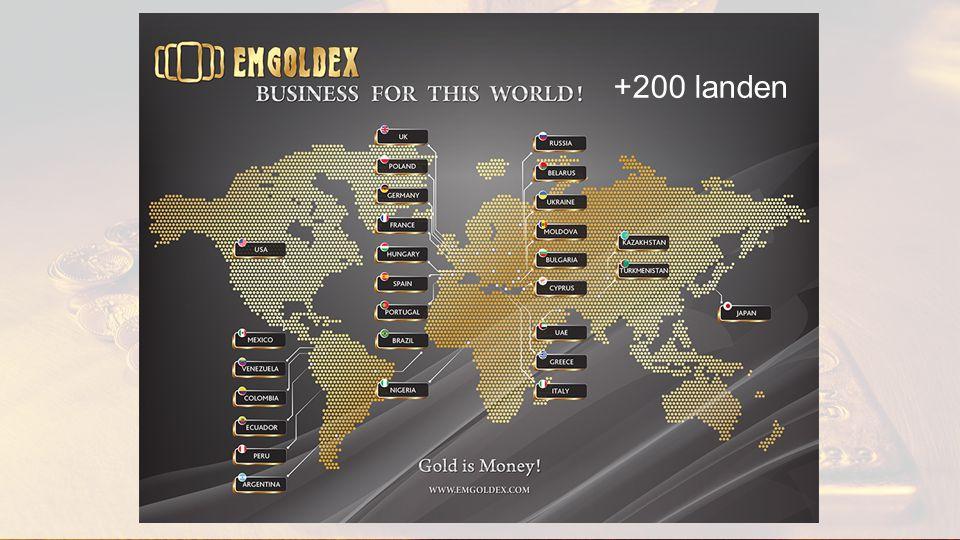 +200 landen