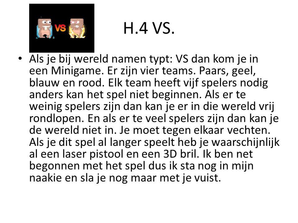H.5 De Chat.