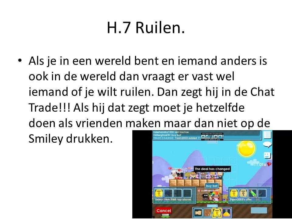 H.7 Ruilen.