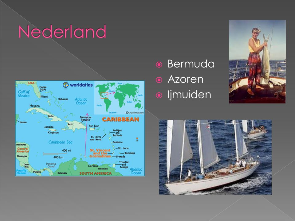  Bermuda  Azoren  Ijmuiden