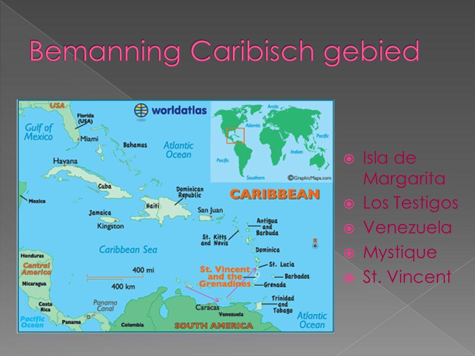  Isla de Margarita  Los Testigos  Venezuela  Mystique  St. Vincent