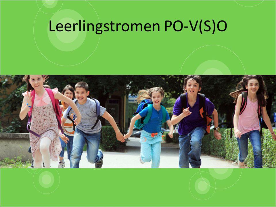 Leerlingstromen PO-V(S)O