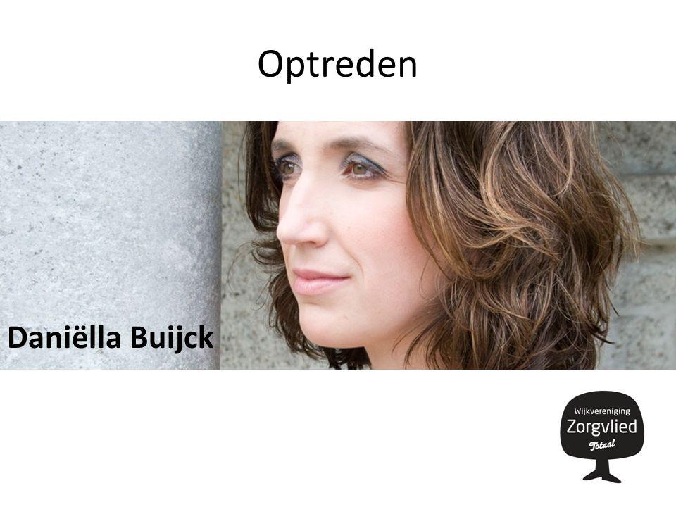 Optreden Daniëlla Buijck