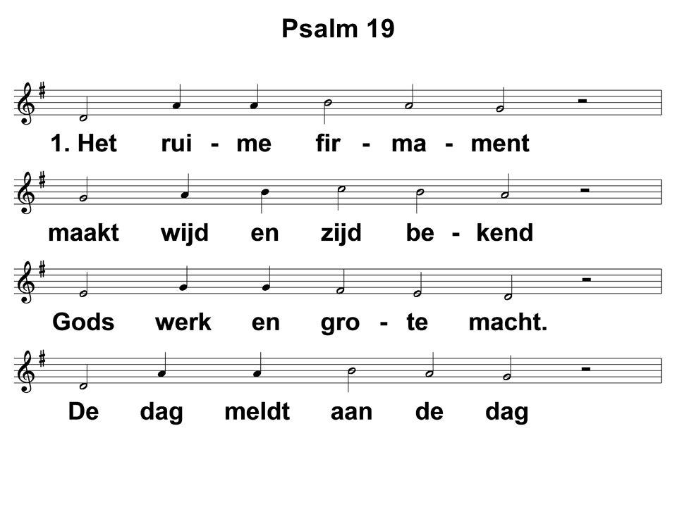 Gezang 299 : 1 – 4