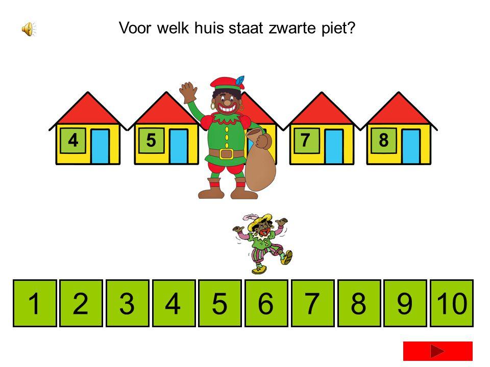 Digibordles Pieten Getallenrij Door: Marije Andringa www.jufmarije.nl