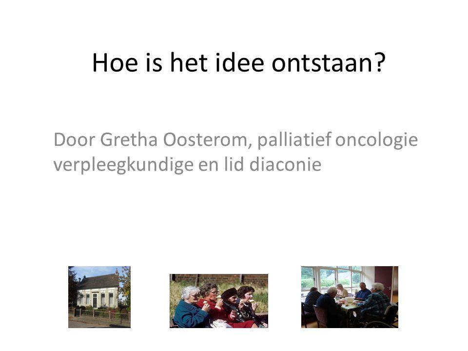 Bouwkundige opties pastorie Door Cor van Dijk, bouwkundige en lid diaconie