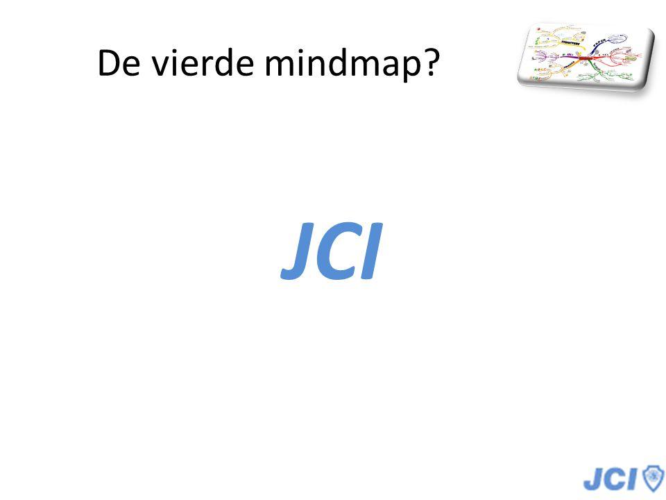 De vierde mindmap? JCI