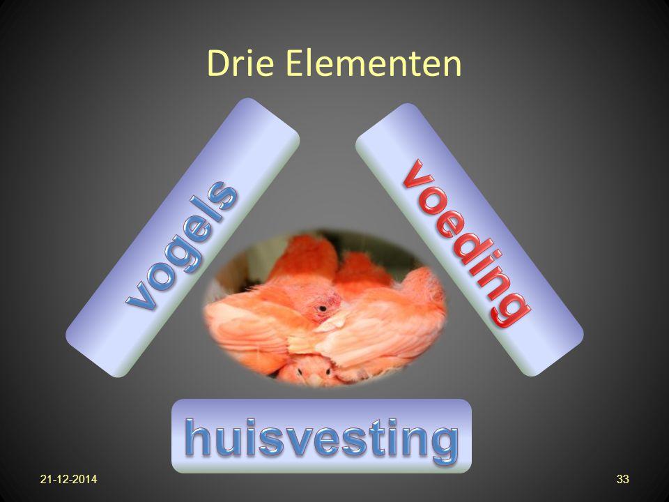 Drie Elementen 21-12-201433