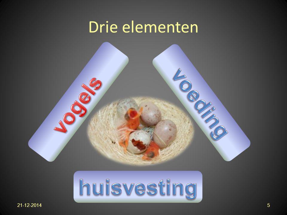 Drie elementen 21-12-20145