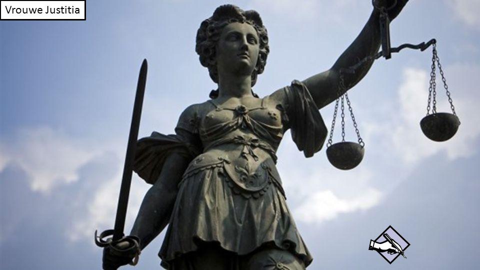 92 de grondwet. Internationaal Recht: Voor landen onderling: internationaal gerechtshof/strafhof, oorlogstribunalen. Voor alle burgers: Universele ver