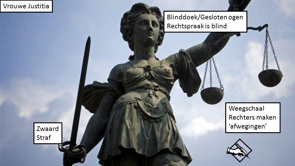 94 de grondwet. Internationaal Recht: Voor landen onderling: internationaal gerechtshof/strafhof, oorlogstribunalen. Voor alle burgers: Universele ver