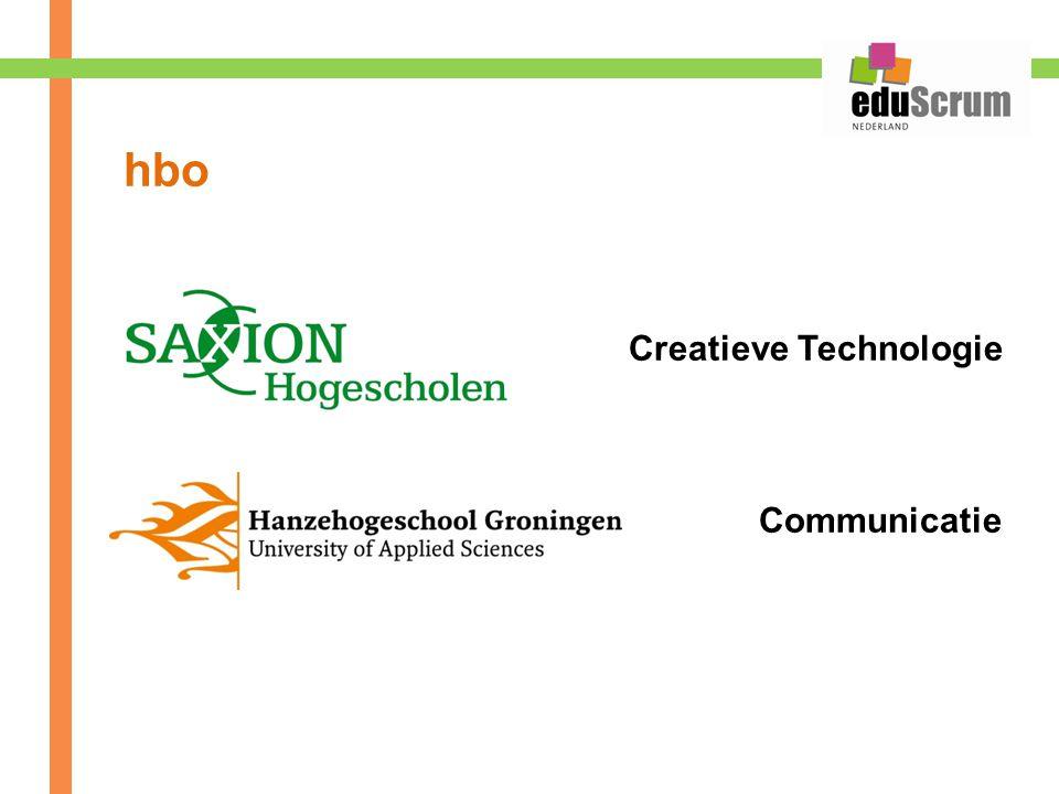 hbo Creatieve Technologie Communicatie