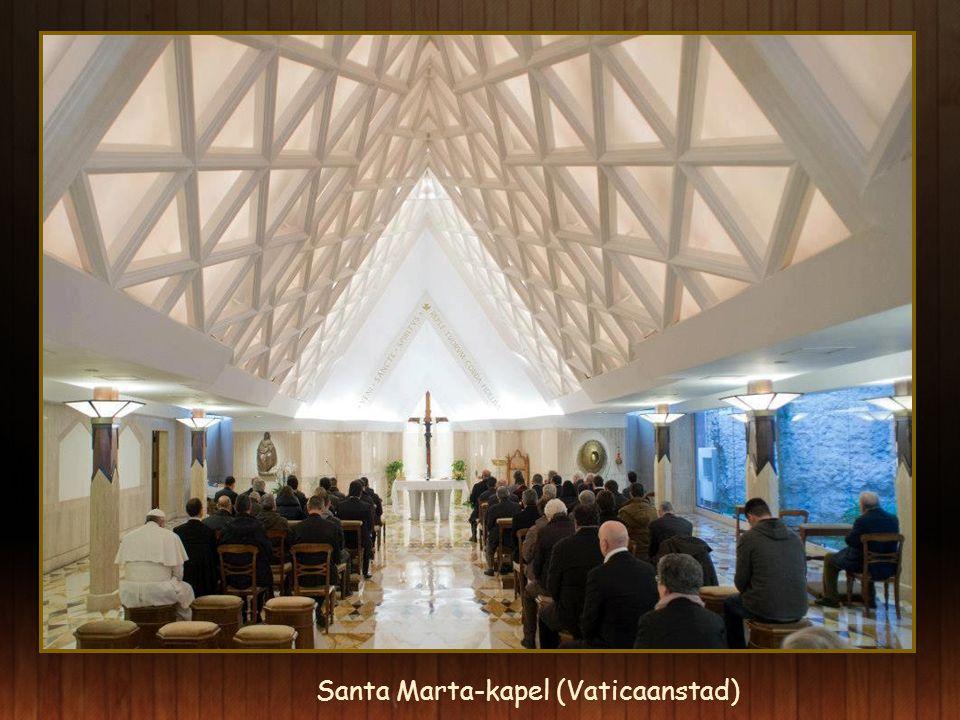 Santa Marta-kapel (Vaticaanstad)