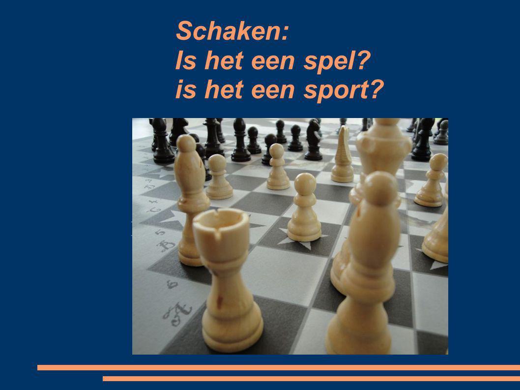 Waarover ga ik het hebben Een beetje geschiedenis Spelregels Schaakwoordenschat Schaken tegen de pc Schoolschaken Wat vind je in de bib.