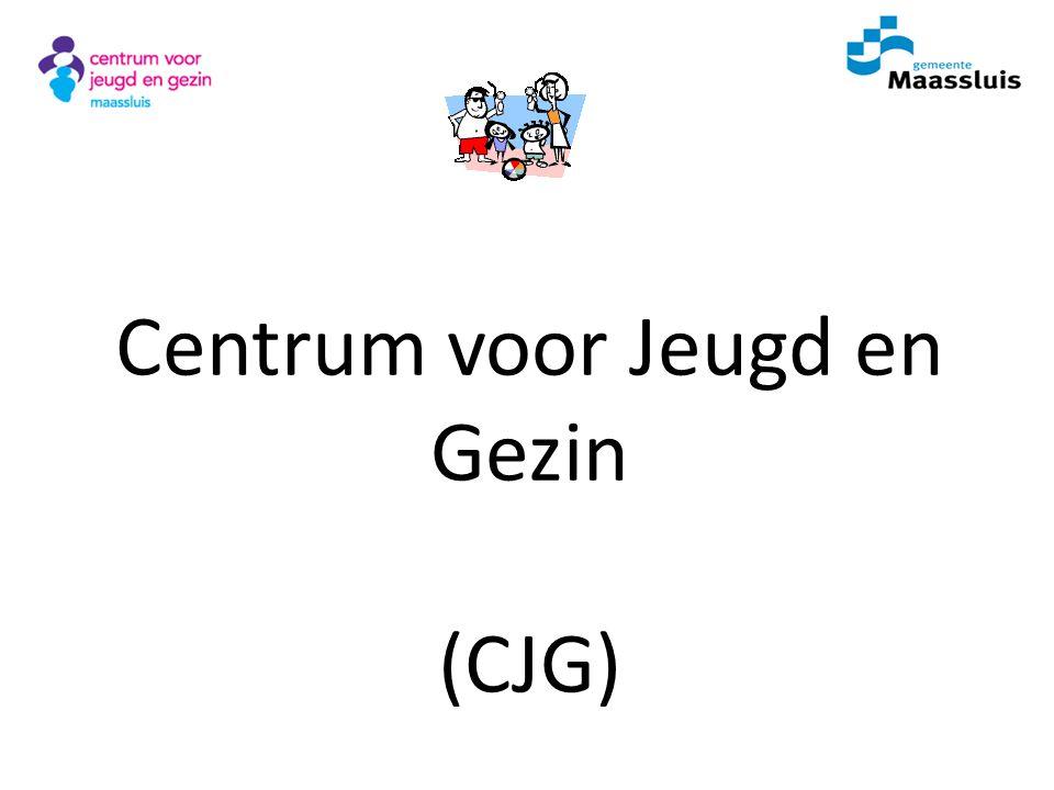 Centrum voor Jeugd en Gezin (CJG)
