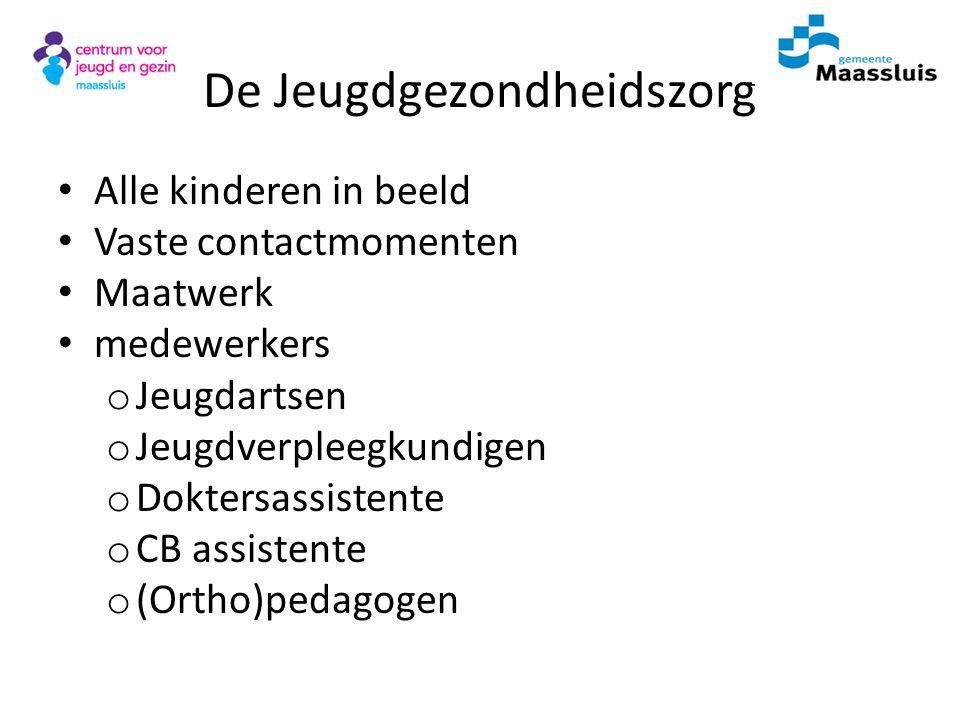 Wijkteam J&G Maassluis Actief vanaf 01-02-2014 in Maassluis oost, vanaf 01-11-2014 geheel Maassluis Door wijkgericht te gaan werken moet de nodige hulp efficiënter, effectiever en kostenbesparend ingezet worden.