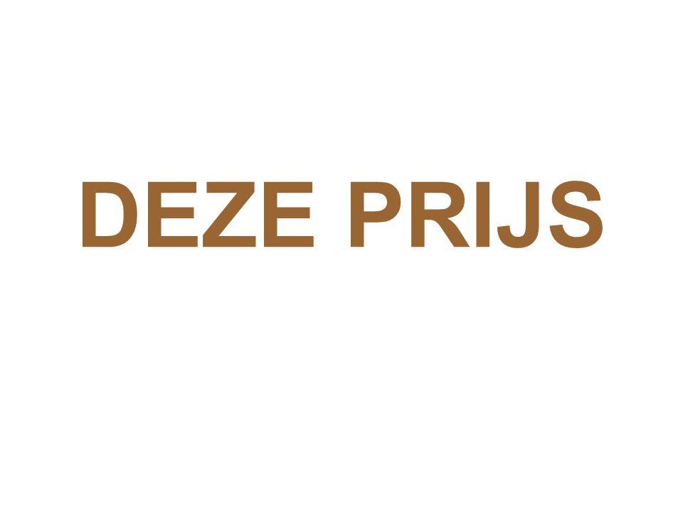 DEZE PRIJS
