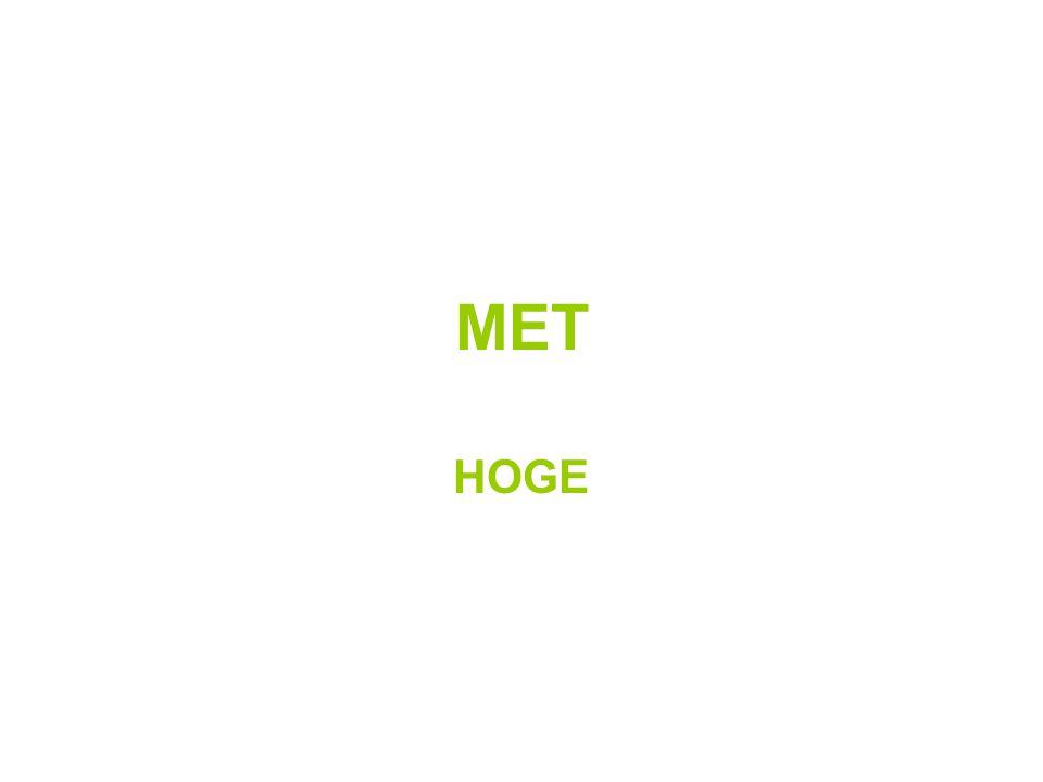 MET HOGE