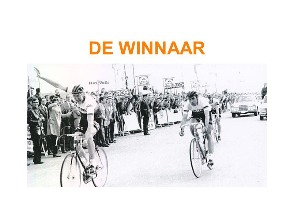 DE WINNAAR