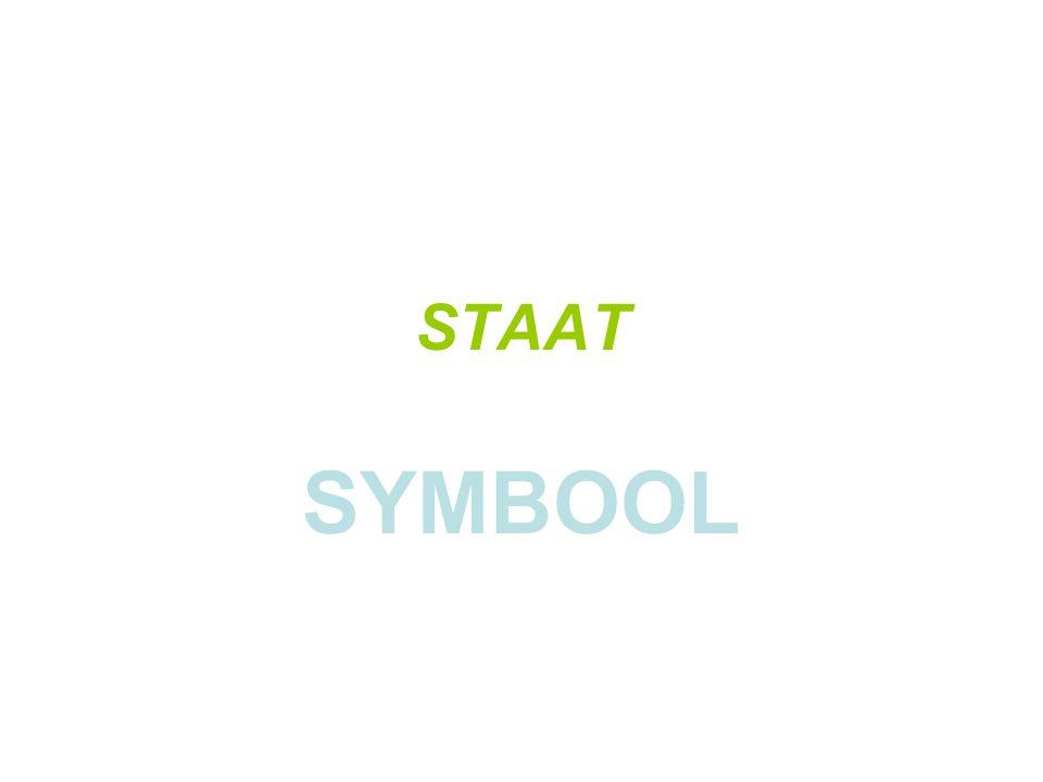 STAAT SYMBOOL