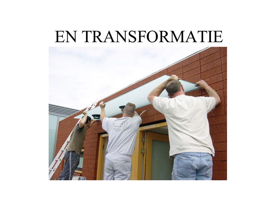 EN TRANSFORMATIE