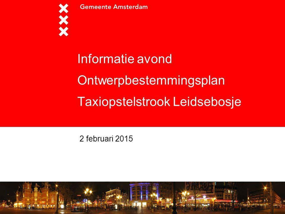  Aanleg hulpbrugnajaar 2015  Renovatie Leidsebrug2016-2017  Verplaatsing taxistandplaats, herinrichting Leidsebosje en Stadhouderskade2017  Maaiveld Leidseplein, Marnixstraat2016-2018  Bouw fietsenstalling2019 – 2021 Gefaseerde uitvoering project Leidseplein (2015 – 2021)