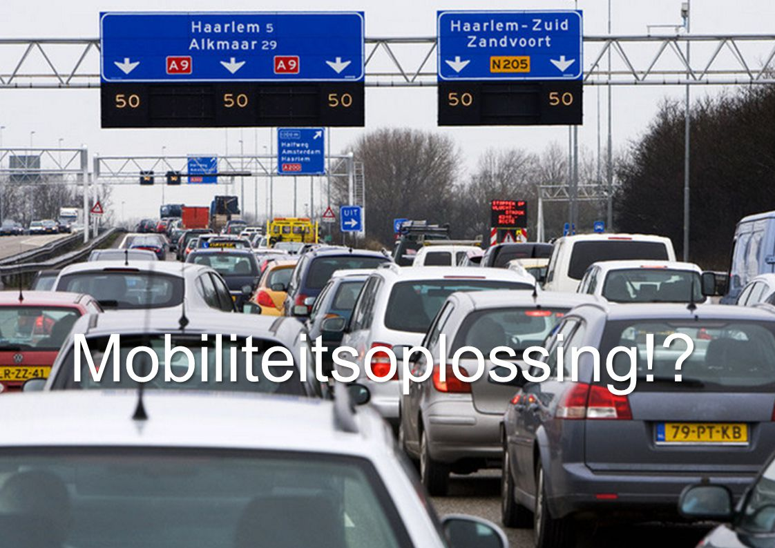Mobiliteitsoplossing!?