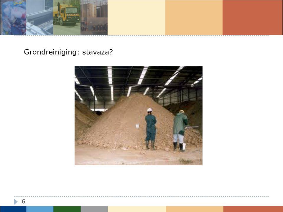 7 PERSBERICHT FEBEM-OVB van 26/8/2014 Grondreiniging in Vlaanderen in dalende lijn Cijfers 2013, interne bevraging: Totale hoeveelheid gereinigde uitgegraven bodem (+afval) 850.000 ton -biologische grondreiniging -22% -fysico-chemische grondreiniging -10% en de -thermische grondreiniging -44% Ook fysico-chemische verwerking van afvalstoffen (veegvuil, rioolkolkenzand, …) ging met 7% achteruit Daling toe te schrijven aan toename risico-gebaseerd saneren of uitblijven van grote Vlaamse bodemsaneringsprojecten?