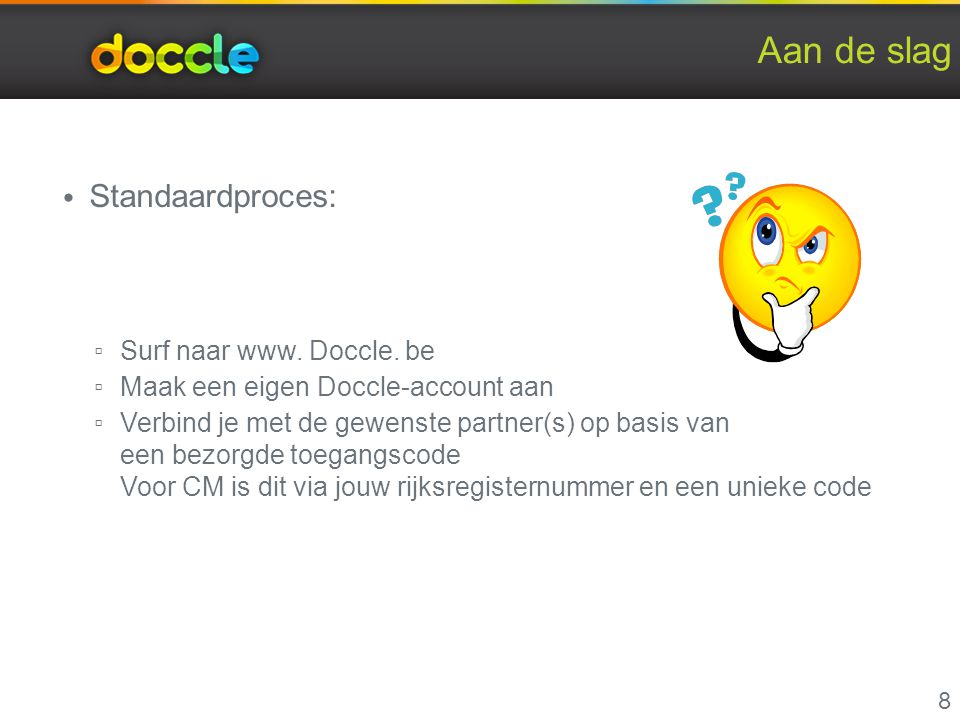 E-mail 29 community@doccle.be