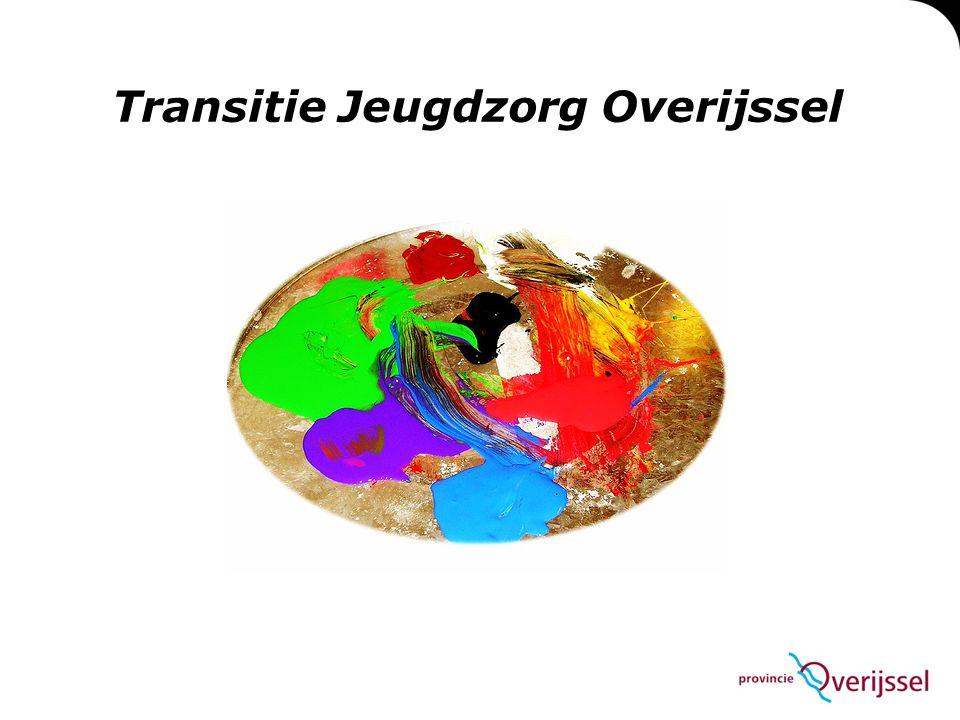 Transitieplan Jeugdzorg Overijssel