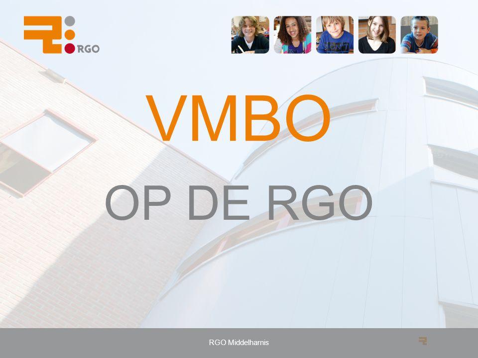 RGO Middelharnis VMBO OP DE RGO