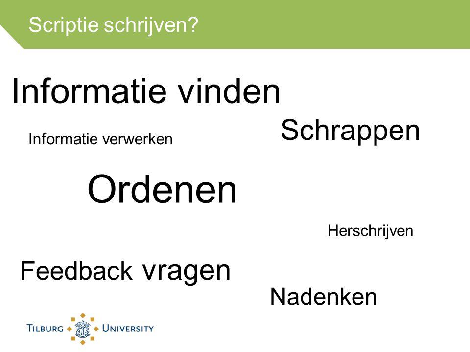 Het Scriptorium 10 Gratis individuele begeleiding in het Nederlands en Engels bij het academische schrijfcentrum van Tilburg University aan de hand van één of meer afspraken met als doel jou een betere schrijver te maken.