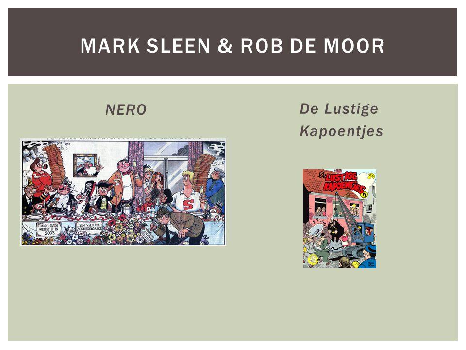 NERO De Lustige Kapoentjes MARK SLEEN & ROB DE MOOR