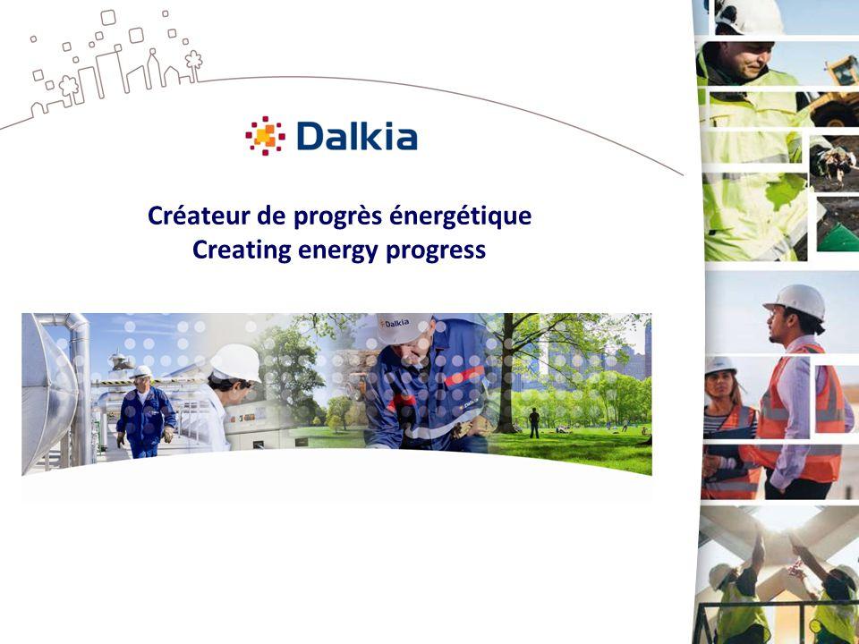 Créateur de progrès énergétique Creating energy progress