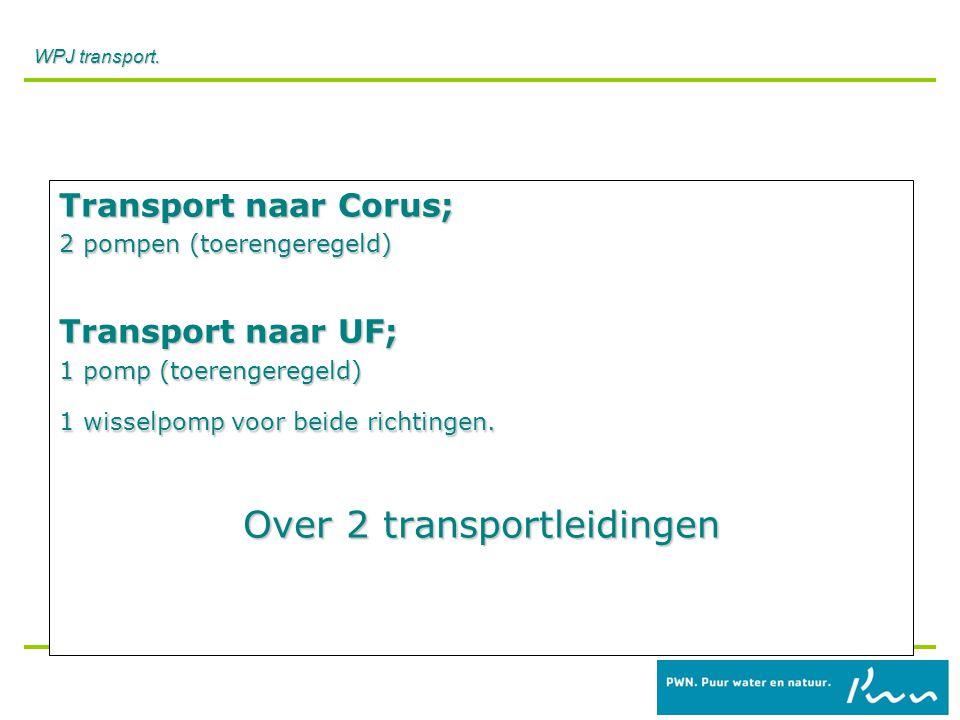 WPJ transport.