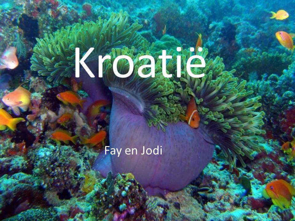 Kroatië Fay en Jodi