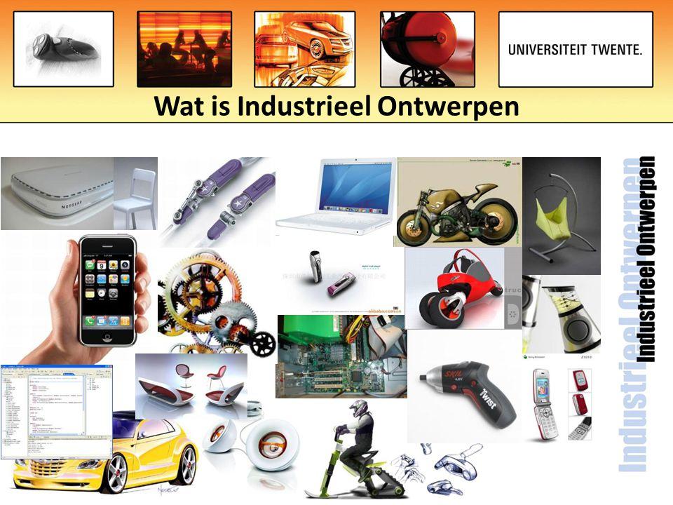 Wat is Industrieel Ontwerpen 3