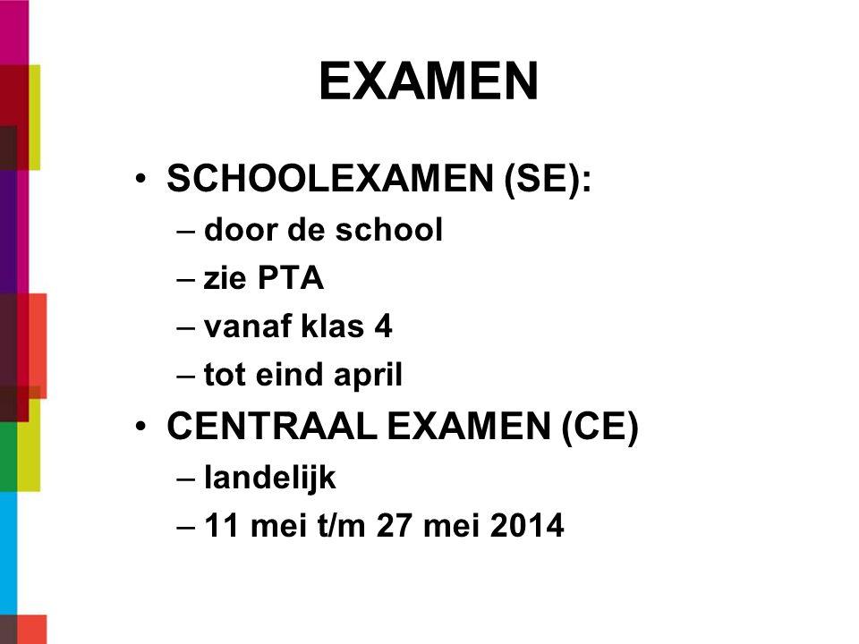 Exameninfo op schoolsite www.dominicuscollege.nlwww.dominicuscollege.nl onder 'onderwijs' een webpagina TOETSEN EXAMENS.