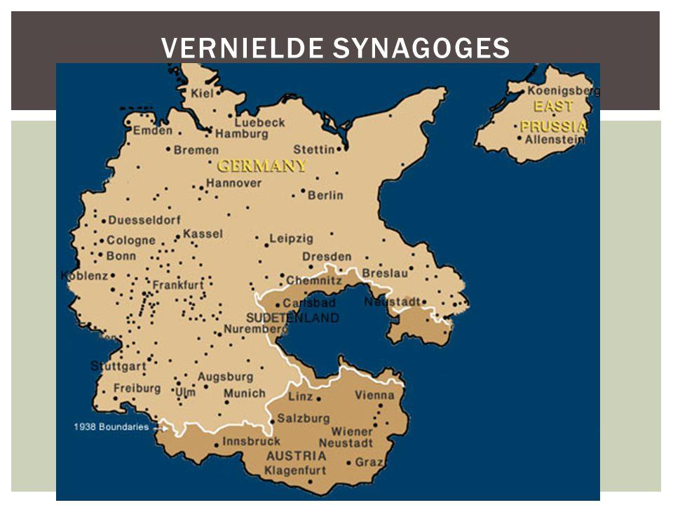 VERNIELDE SYNAGOGES