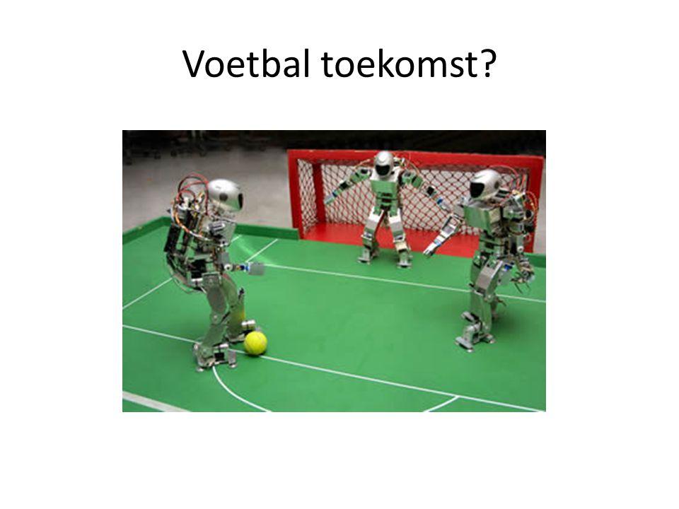 Voetbal toekomst?