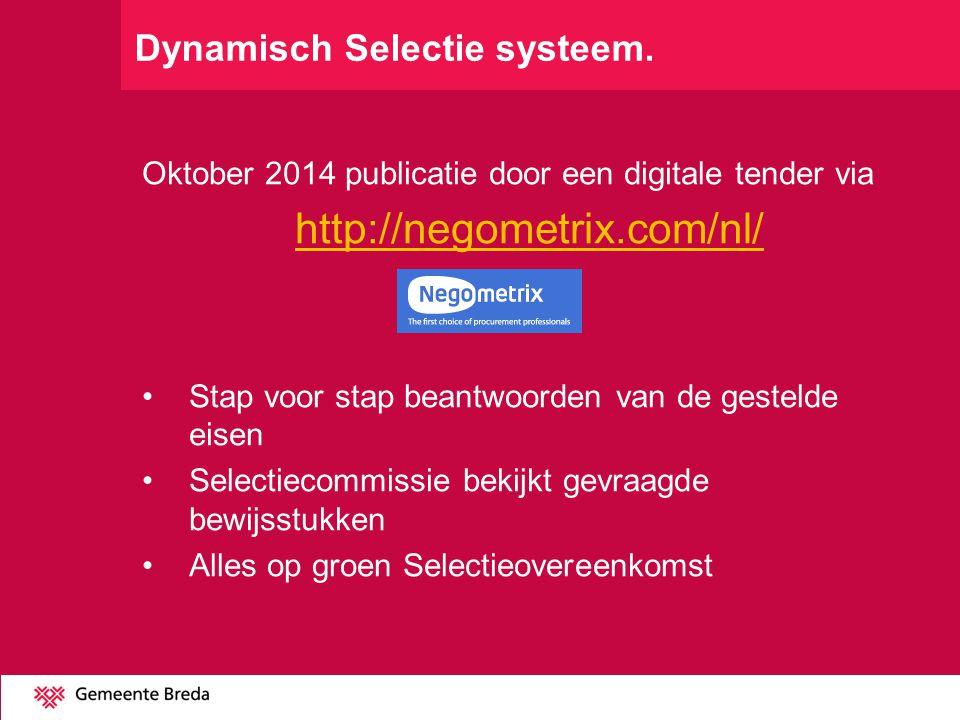 Digitale Informatiemarkt Website Categorie indeling Geselecteerde jeughulpaanbieder/-verlener Ruimte voor informatie van de aanbieders.