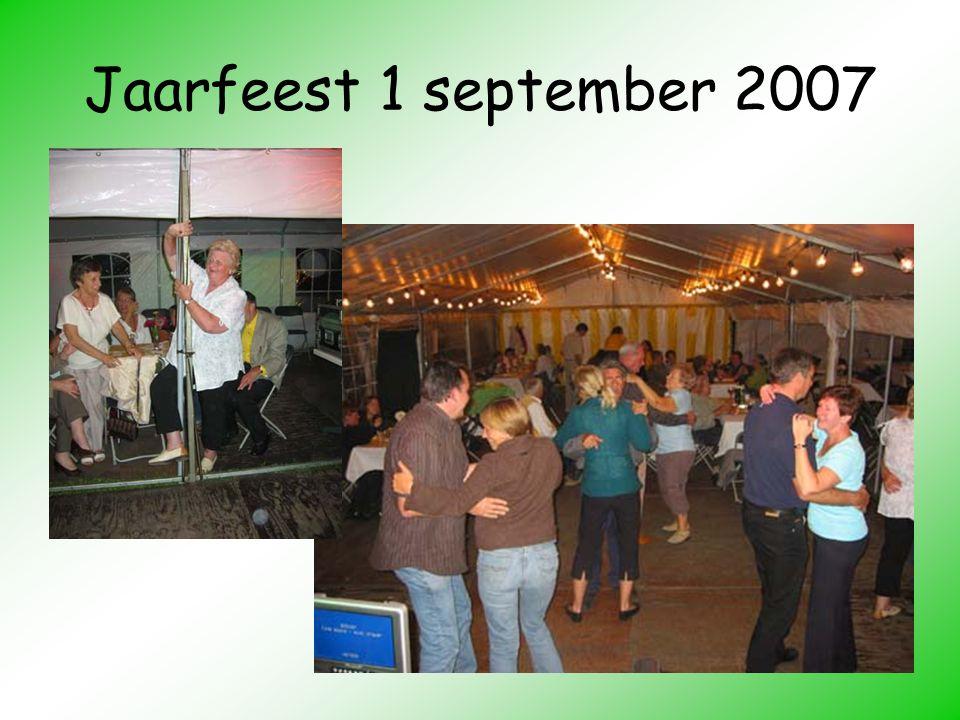 Jaarfeest 1 september 2007