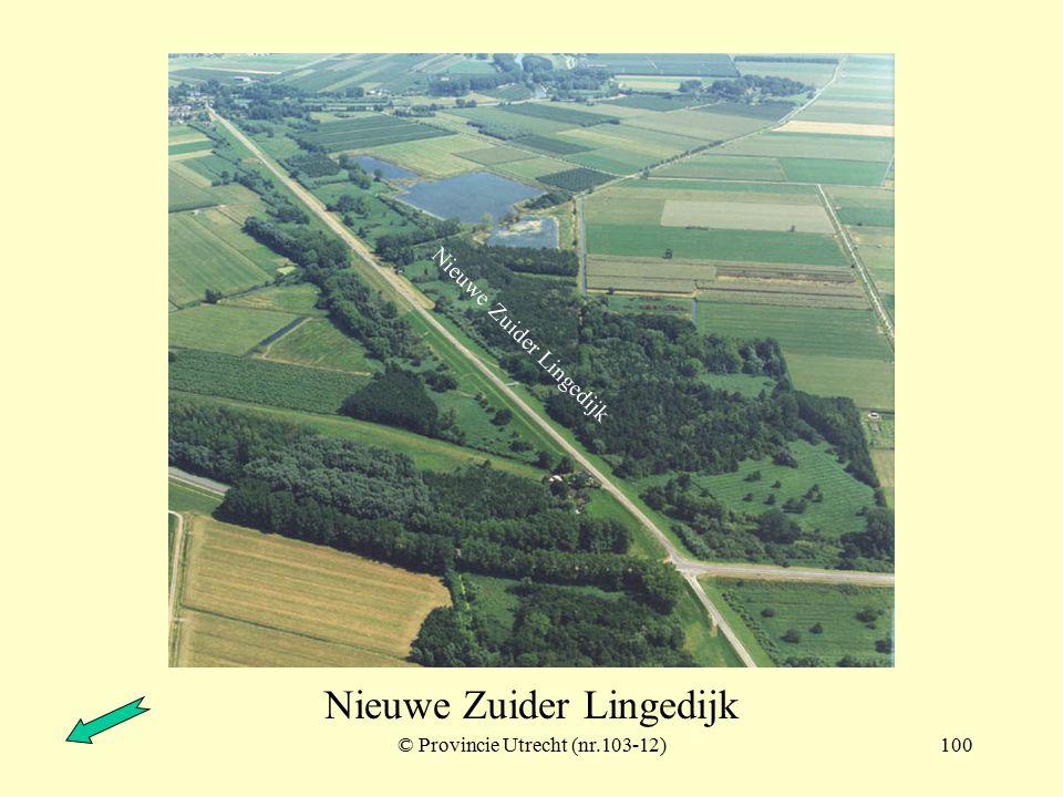 © Provincie Utrecht (nr.103-6)99 Fort bij de Nieuwe Steeg