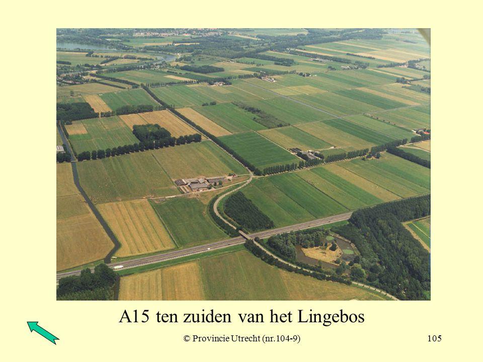 © Provincie Utrecht (nr.104-11)104 Betonnen schuilplaatsen (nabij A15)